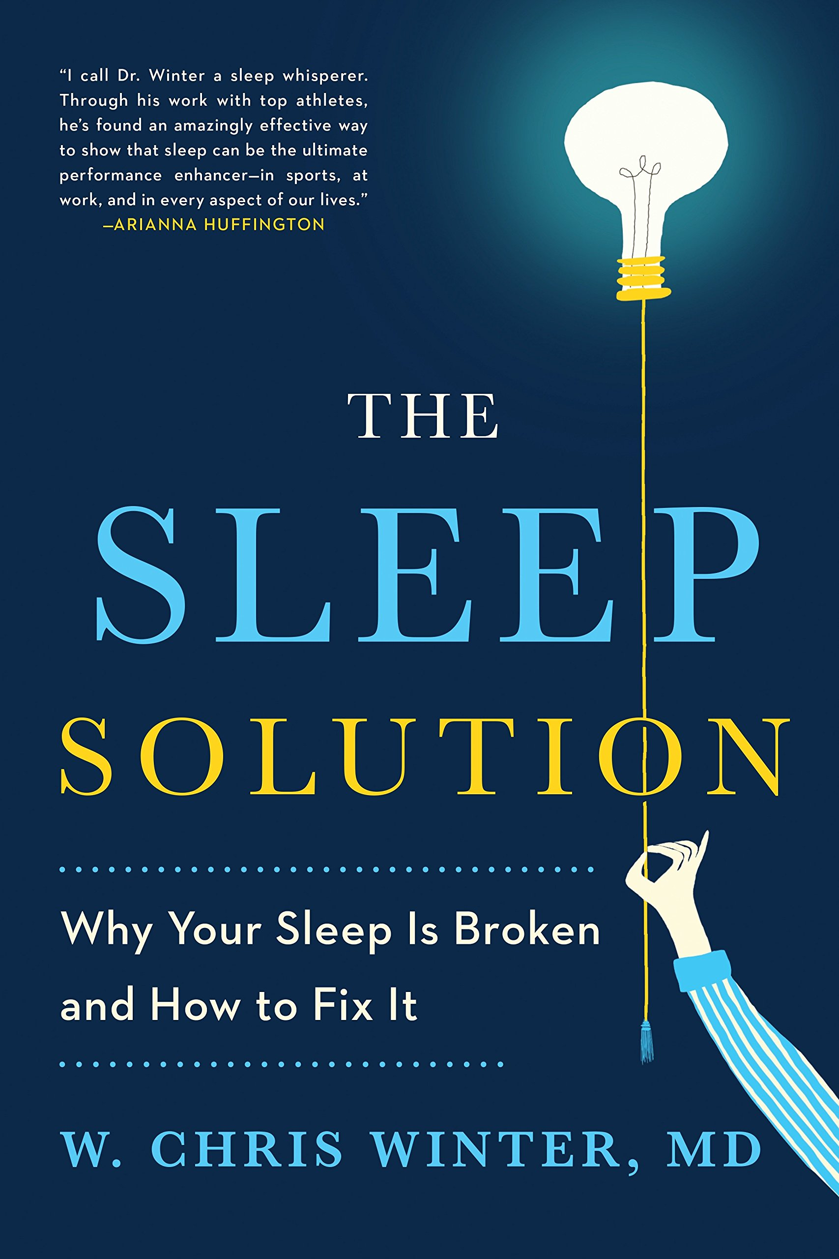Sleep Solution Why Your Broken product image