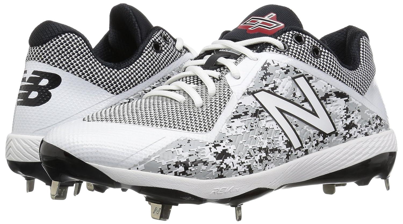 white new balance baseball cleats