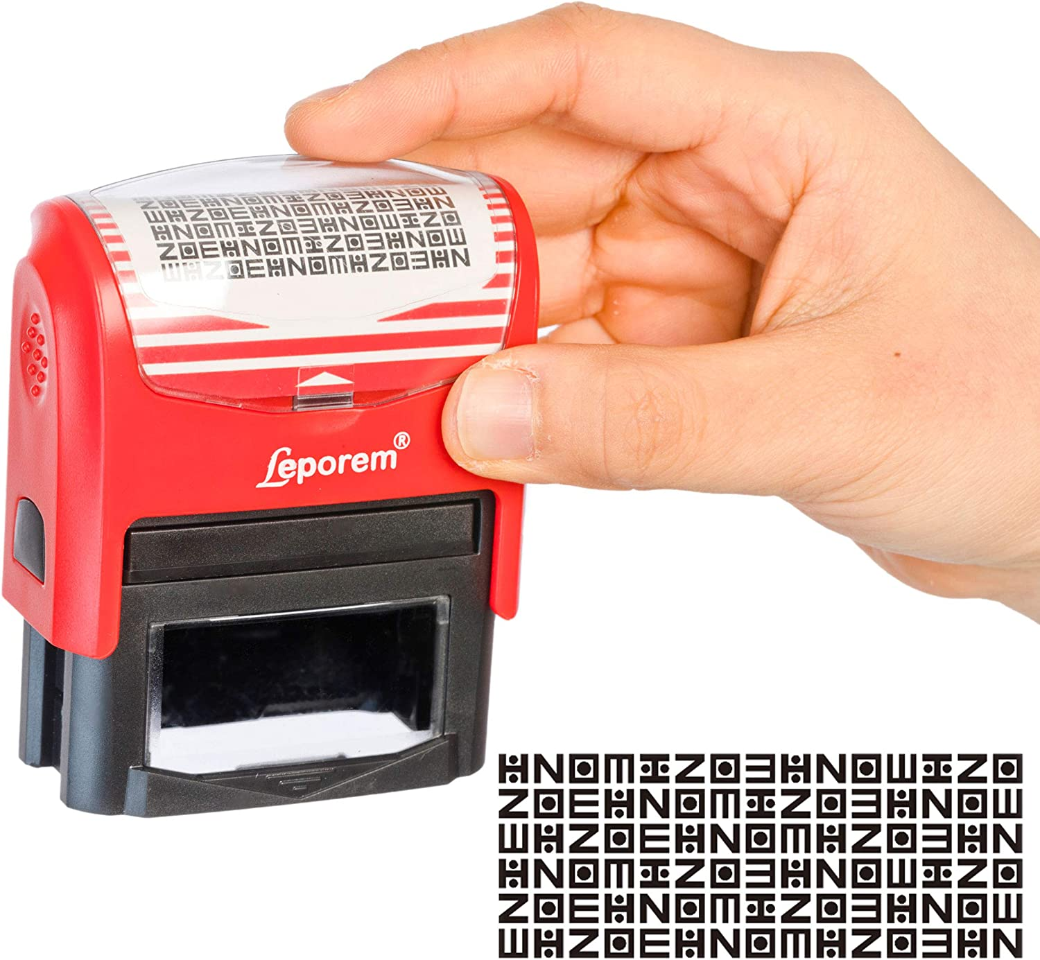 New ID Theft Protection Stamp Roller Guard Your Data Identity Security Privacy