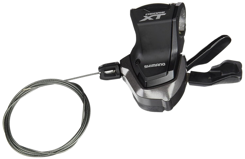 Shimano SL-M8000 Mando Izquierdo con Abrazadera, Unisex, Gris, Talla Única