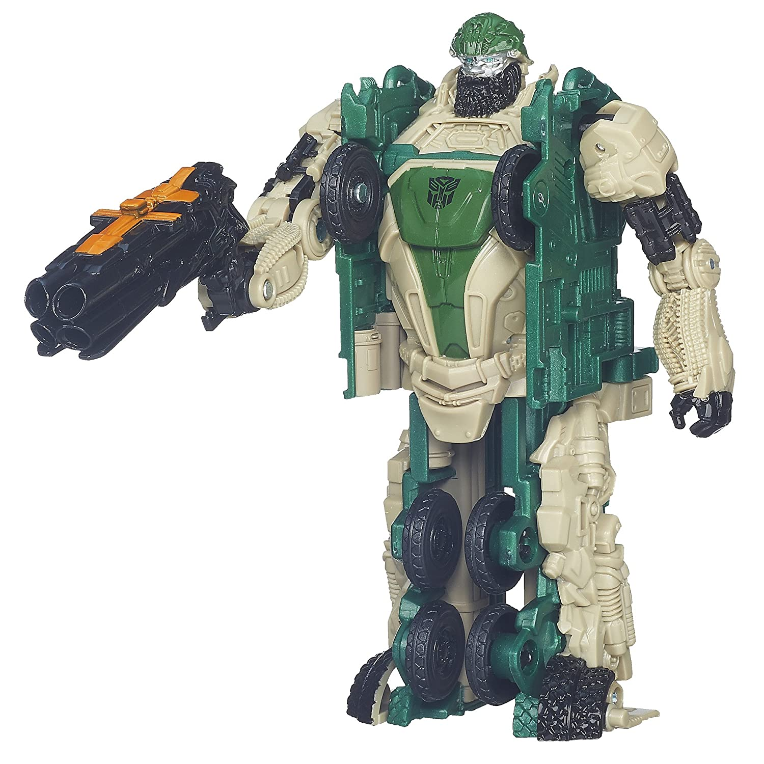 Transformers Age of Extinction Autobot Hound Power Attacker Hasbro A6162000