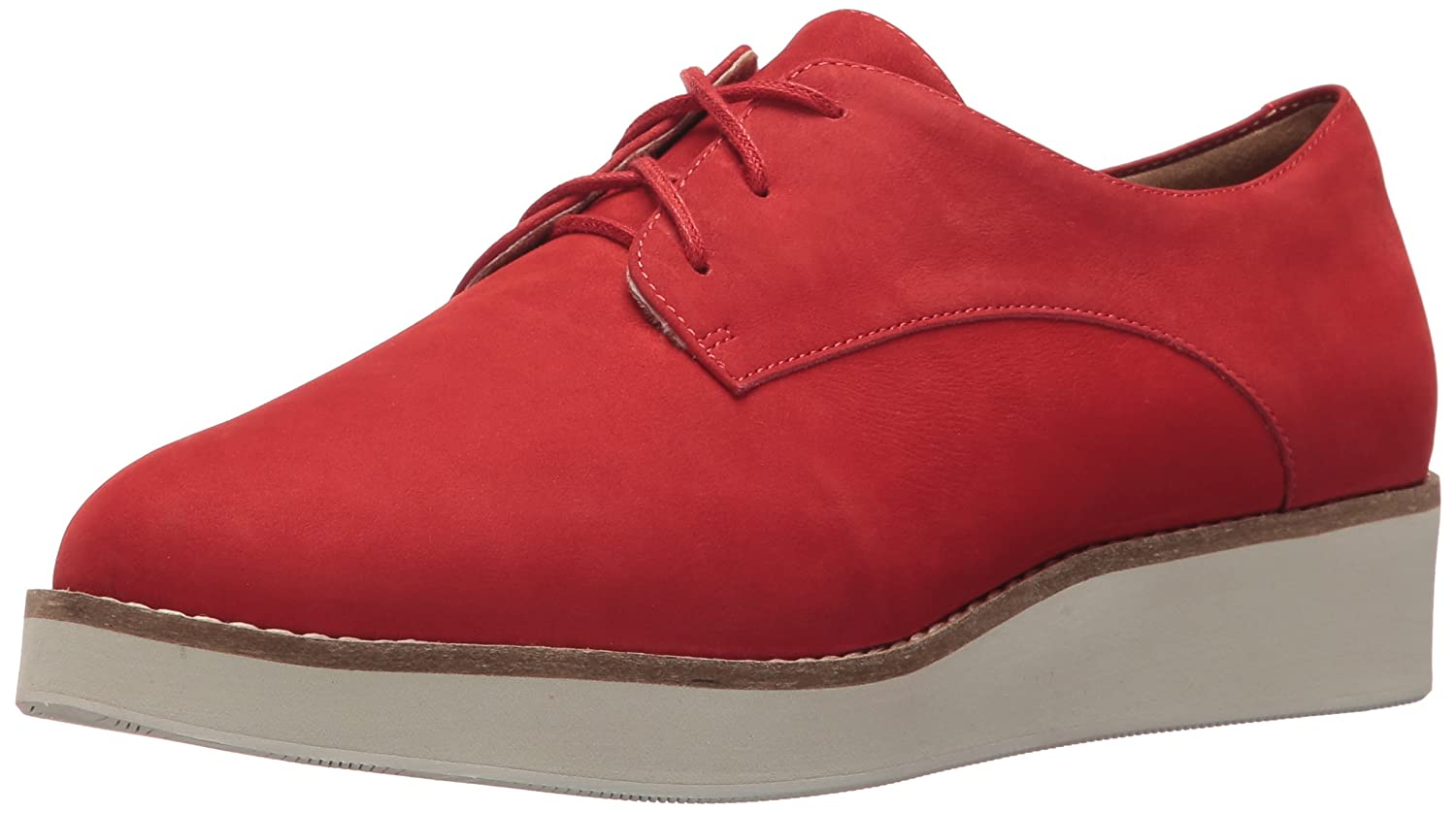 使い勝手の良い SoftWalk Womens WILLIS WILLIS Leather B(M) Fashion Sneaker レッド B073BZBCTZ 6.5 B(M) US|レッド レッド 6.5 B(M) US, 神殿神徒壇製造販売のシコクアイ:ace99a6e --- svecha37.ru