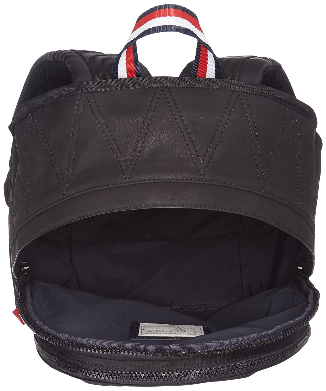 Tommy Hilfiger - Explorer Backpack, Mochilas Hombre, Negro (Black), 17x58x31 cm (B x H T): Amazon.es: Zapatos y complementos
