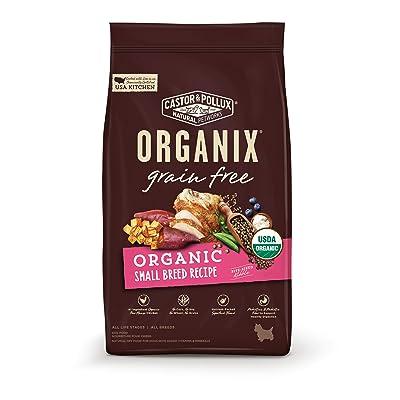 Castor & Pollux Organix Organic Small Breed Recipe