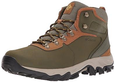 3c25155b1 Columbia Men's Newton Ridge Plus II Waterproof Hiking Boot