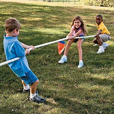 Fun Express Tug of War - 1 Piece - Educational and Learning Activities for Kids: Toys & Games