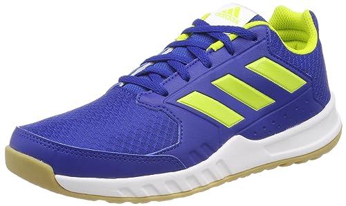 promo code ae6de ee7bf adidas Fortagym K, Sneaker Unisex-Bambini, Blu (CroyalSesoyeFtwwht