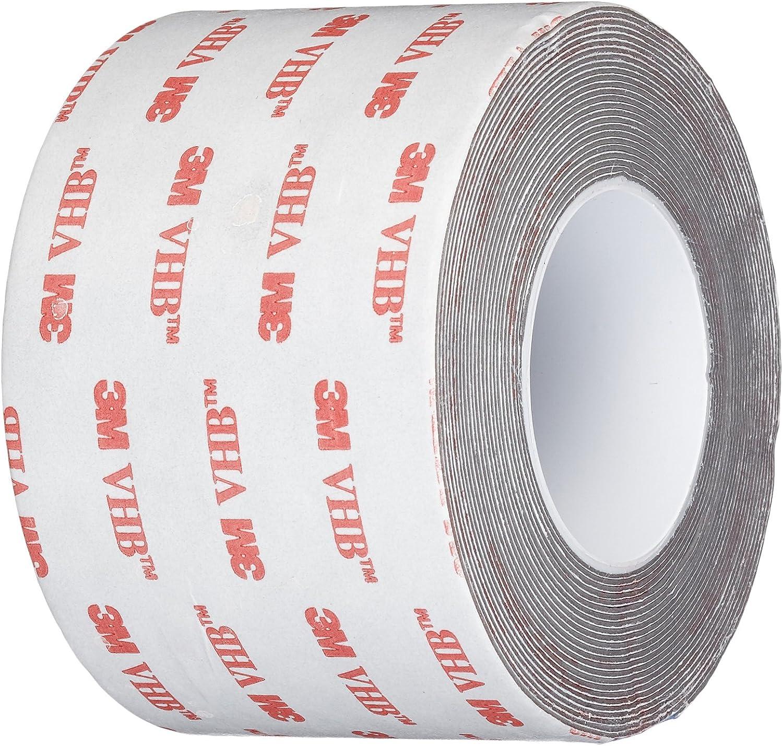 3M VHB Tape RP45 0.25 in Width x 5 yd Length