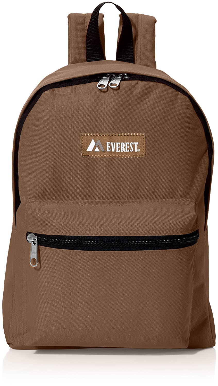 Everest Basic Backpack, Dark Purple, One Size 1045K-DPL