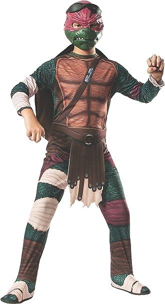 Disfraz de Raphael Tortugas Ninja Movie para niño - 8-10 años ...