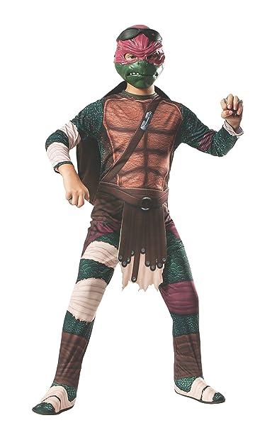 Disfraz de Raphael Tortugas Ninja Movie para niño - 8-10 ...