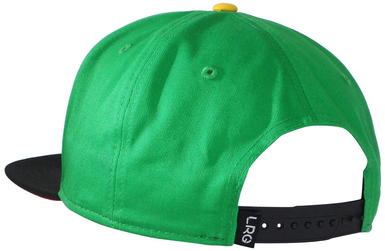 LRG Men s Hustle Trees Snapback Hat de2d705007c