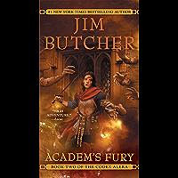 Academ's Fury (Codex Alera Book 2) (English Edition)
