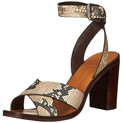 Dolce Vita Women's Nala Block Heel Sandals: Shoes