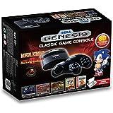 Console Sega Megadrive Classic sans-fil + 80 Jeux + Port Cartouche - édition Mortal Kombat