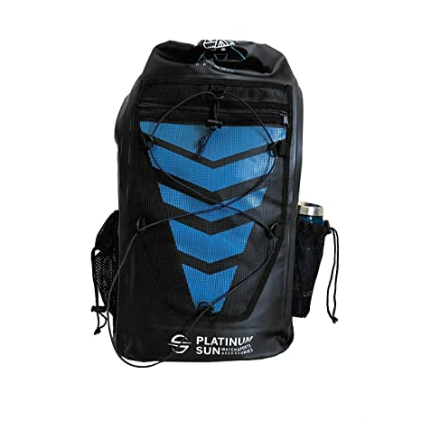 7991072f85d7 Platinum Sun 30L Waterproof Dry Bag Backpack for Any Outdoor and Water and  Dirt Related Activities (Canoeing