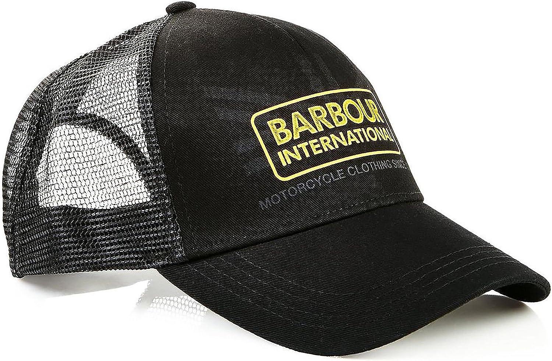 Barbour - Gorra de béisbol - para Hombre Negro Negro Taille Unique ...