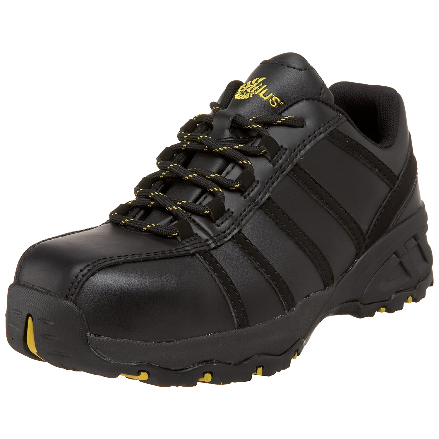 Nautilus Safety Footwear メンズ B002WC8L9G 9 2E US|ブラック ブラック 9 2E US