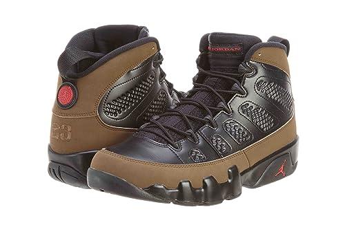 newest 500f1 387c2 Nike Kids Air Jordan 4 Retro Trainers: Amazon.co.uk: Shoes & Bags