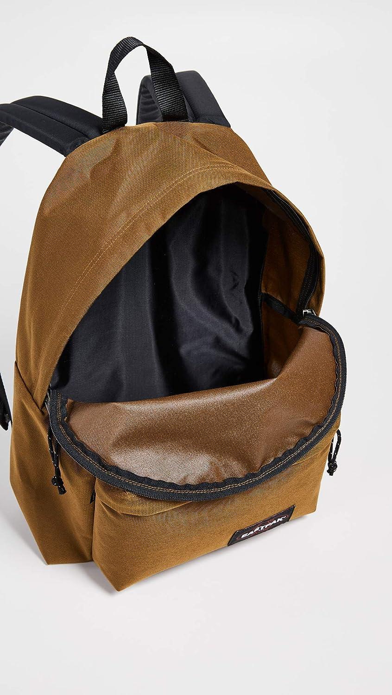 Eastpak Padded Pak\'R Chestnut Leather EK62069V Wood Brown 0WpY6