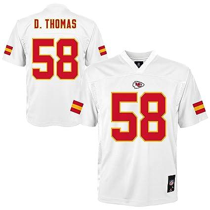finest selection 298d1 e67f9 NFL Kansas City Chiefs (Derrick Thomas) Player Jersey, Youth Boys  Medium(10-12)