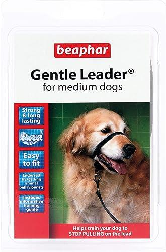 Beaphar-Gentle-Leader-Medium-Black