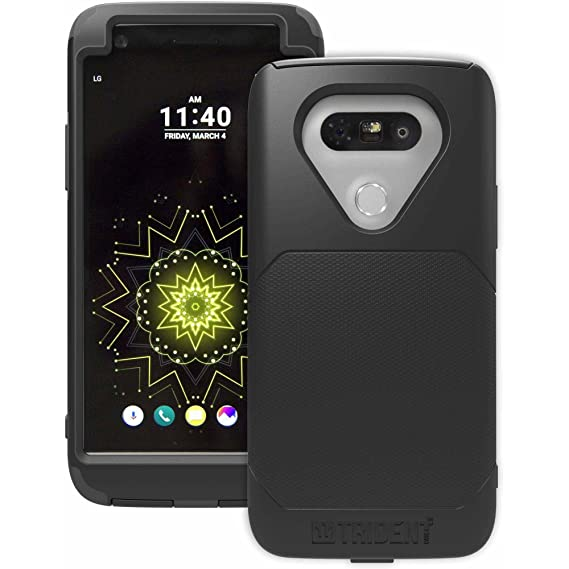 online store da92a 7159e Trident Aegis Pro Series Case for LG G5 (Black )
