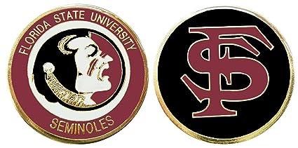 Florida State University Seminoles Challenge Coin