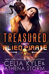 Treasured by the Alien Pirate: Science Fiction Alien Romance (Mates of the Kilgari Book 2) Kindle Edition