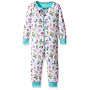 The Children s Place Baby Boys  Girls Long Sleeve One-Piece Pajamas 3 e8be5133b