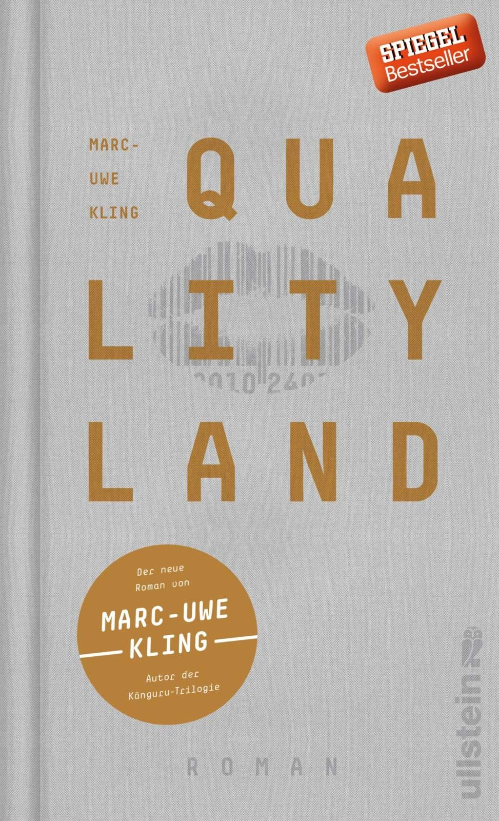 QualityLand  Roman  Helle Edition