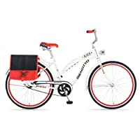 Benotto R26 1V - Bicicleta de Aluminio Rodada R26, Dama, 1 Velocidad