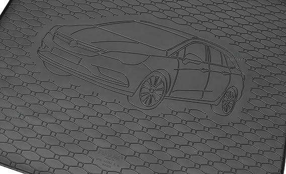 Kofferraumwanne Und Gummifußmatten Rigum Geeignet Für Opel Astra K Sports Tourer Kombi 2015 2021 Perfekt Angepasst Extra Auto Duft Auto