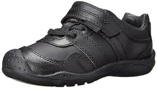 Pediped Channing - Zapatillas multiaventura para niños, color negro (black), talla 26
