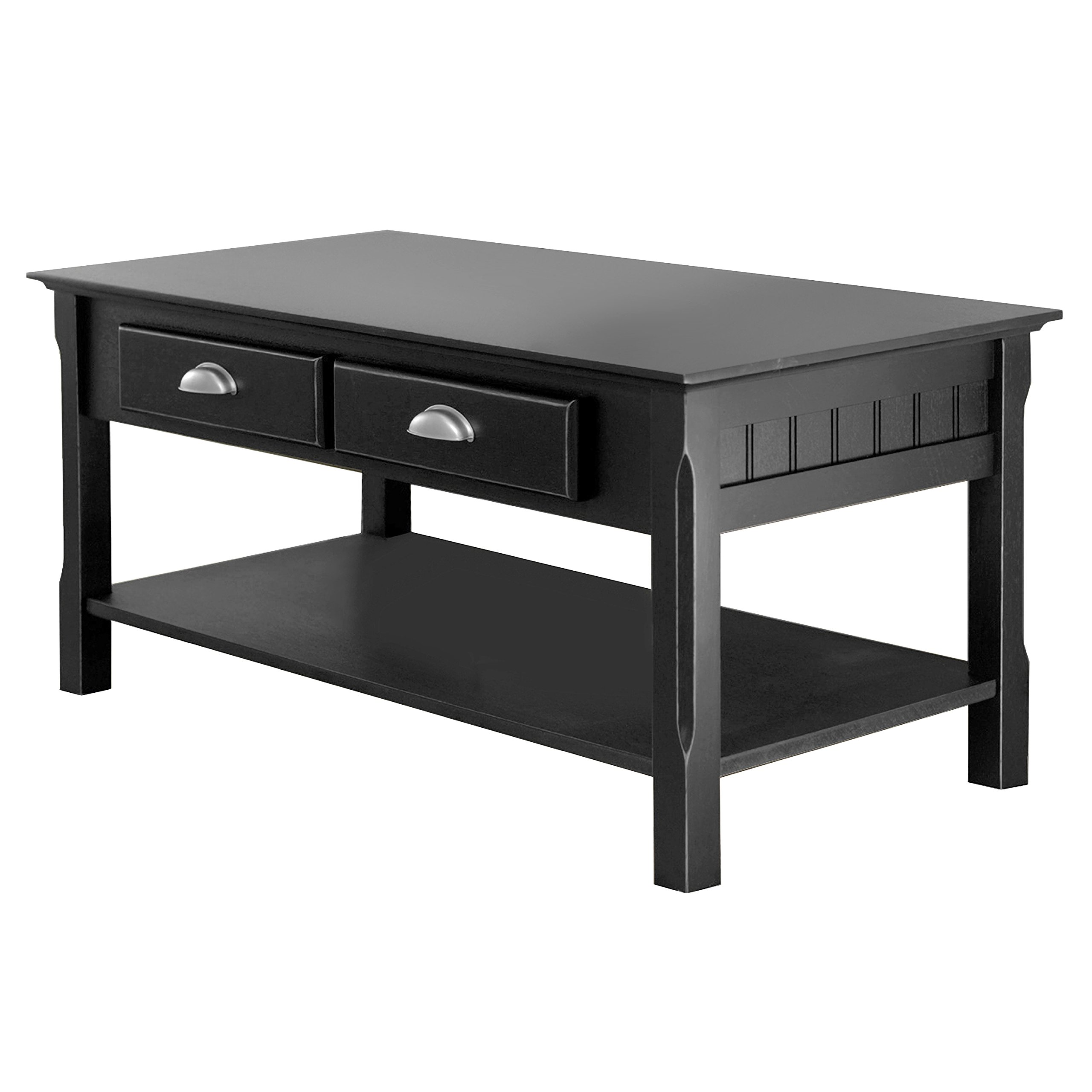 Winsome Timber Occasional Table, Black by Winsome