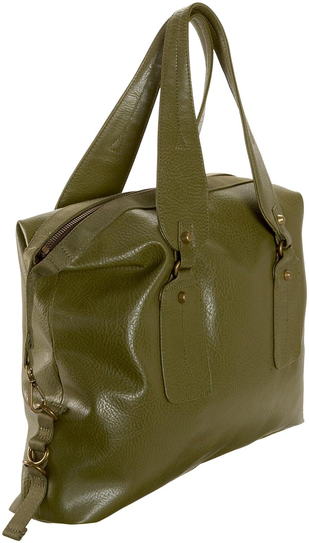Matt och söt aska, handväska för damer Grön grön