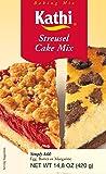 Kathi Streusel Cake Mix, 14.8 oz. Box, 3 Pack
