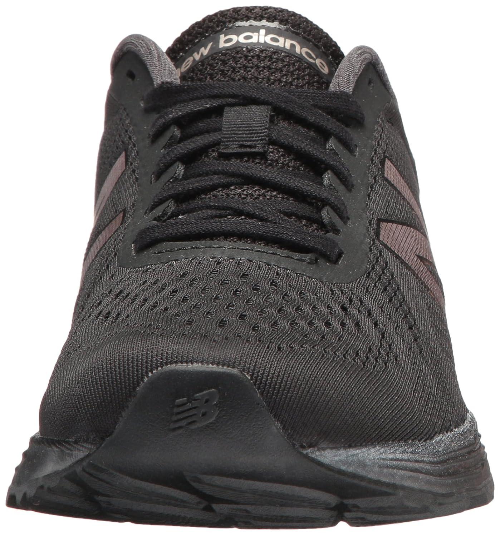 f6c8794078 New Balance Women's Arishi v1 Fresh Foam Running Shoe, Black, 9 D US