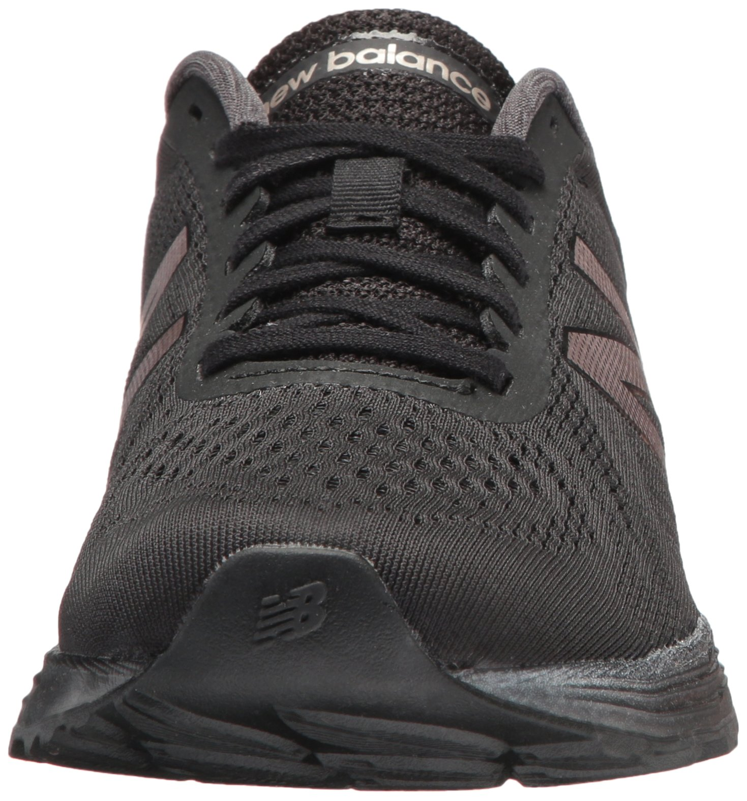 New Balance Women's Arishi v1 Fresh Foam Running Shoe, Black, 5 B US by New Balance (Image #4)