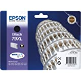 Epson C13T79014010 - Cartucho de tinta, color negro