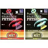 Pradeep'S Objective Physics Vol I & Ii (Neet Exam)