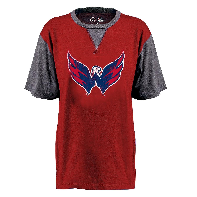 直送商品 Profile Big 半袖 & Tall B01E7M0T0W NHL ワシントン キャピタルズ 半袖 Profile ラグラン PCD Tシャツ S レッド B01E7M0T0W, ARC Tokyo-Bay:6817ba93 --- a0267596.xsph.ru