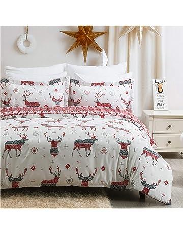 Amazon.es: Ropa de cama y almohadas: Hogar y cocina ...