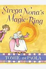 Strega Nona's Magic Ring (A Strega Nona Book) Kindle Edition