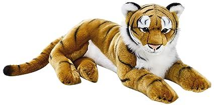 Amazon Com National Geographic Plush Tiger Stuffed Animal Extra