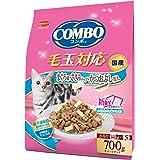 日本ペットフード ミオ コンボ キャット 毛玉対応 まぐろ味・ささみチップ・かつおぶし添え 700g