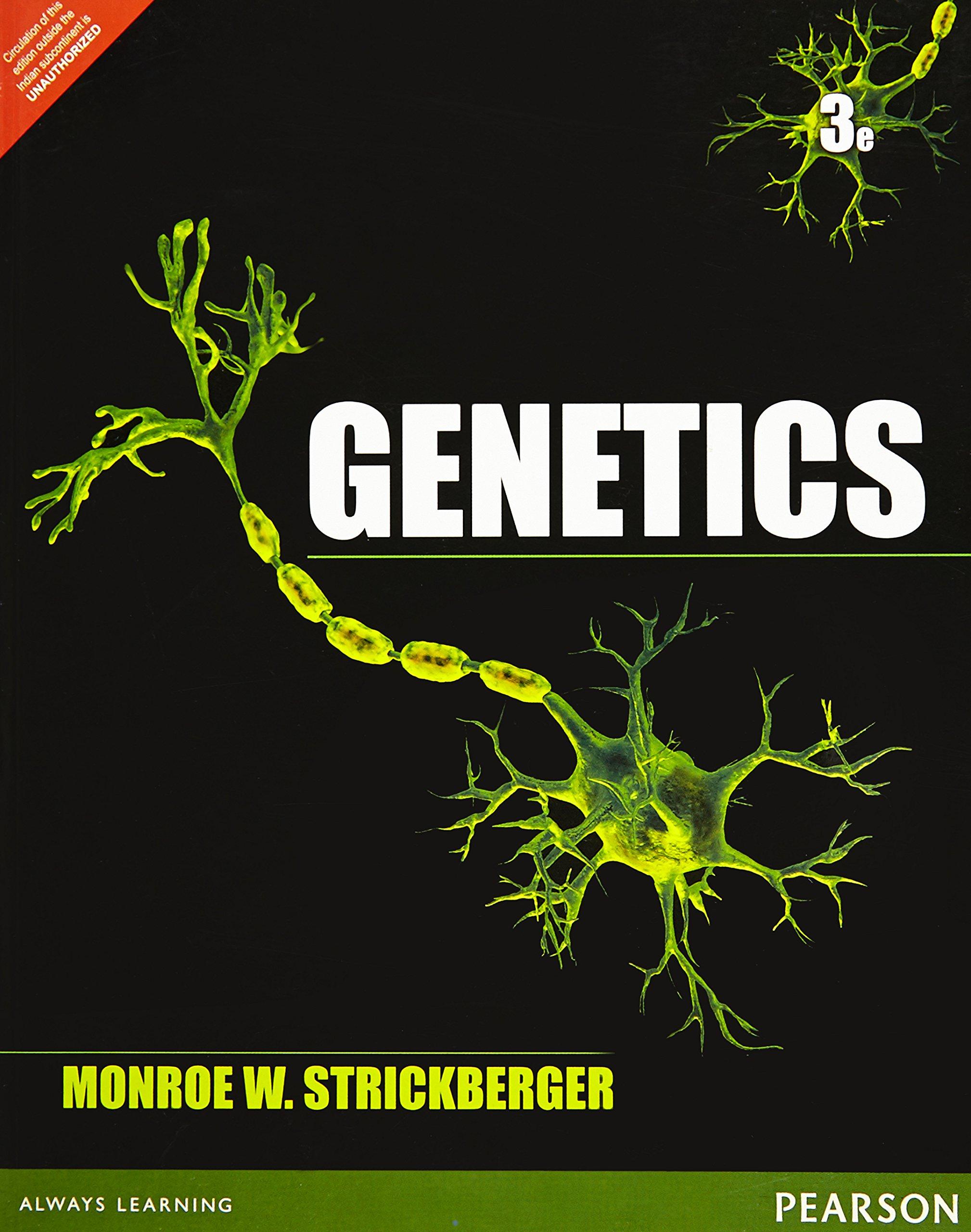 Genetics 3Rd Edition PDF