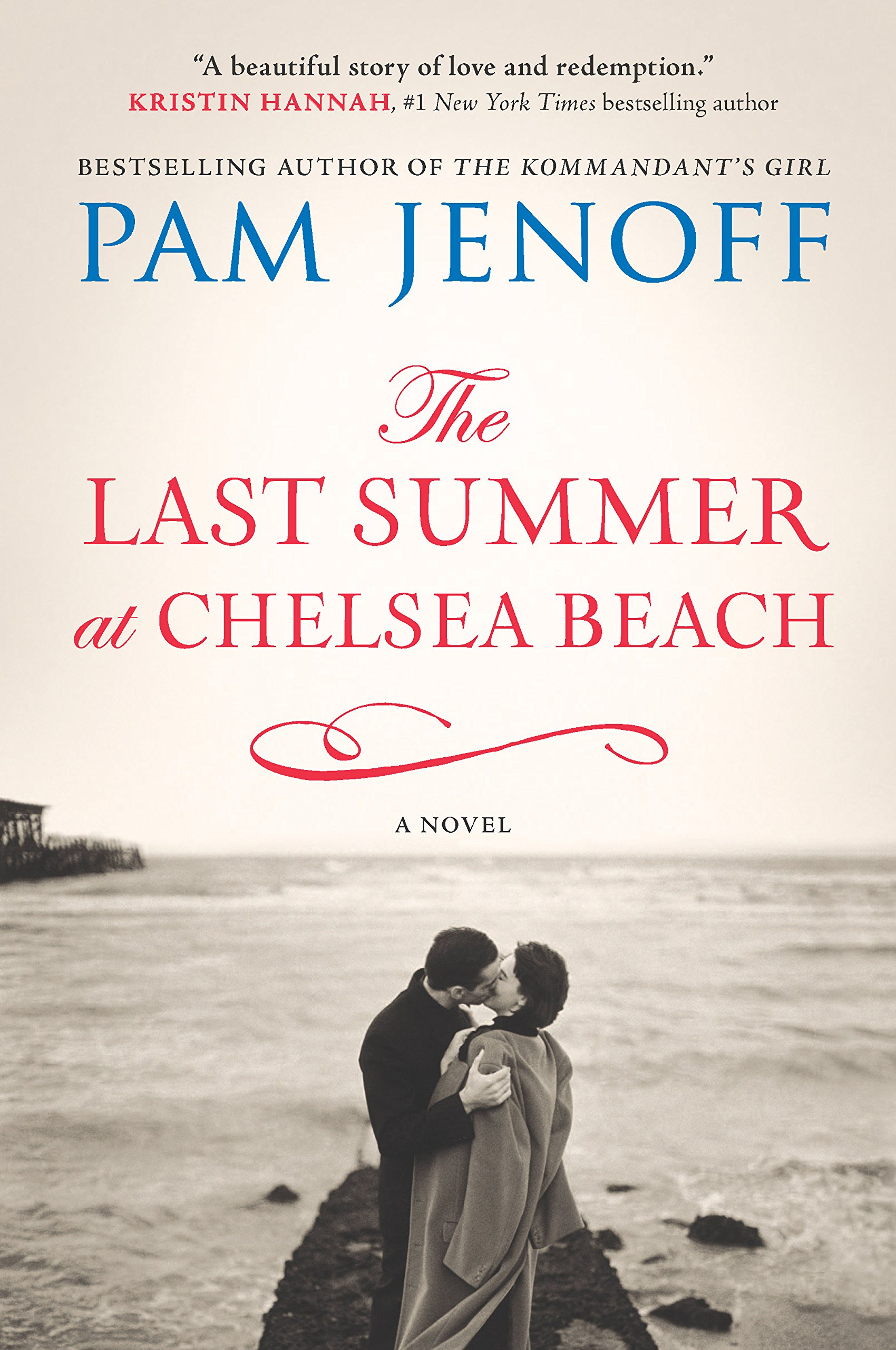 The Last Summer at Chelsea Beach: A Novel: Pam Jenoff: 9780778317548:  Amazon.com: Books