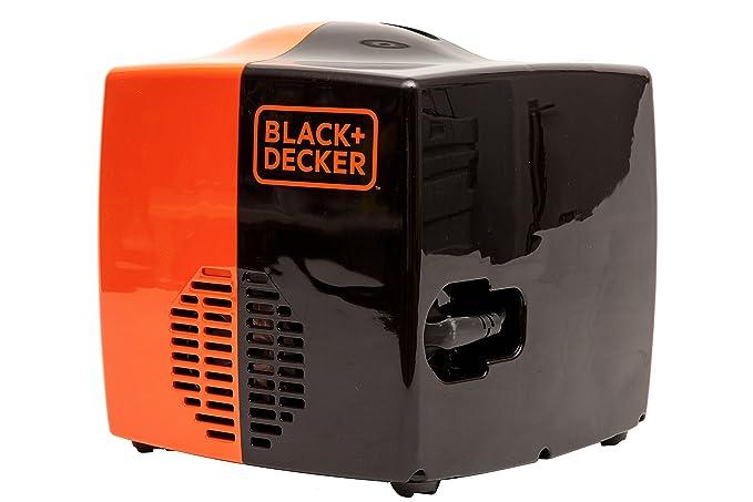Black and Decker 8215340BND701 Compresor de Aire, 230 V: Amazon.es: Bricolaje y herramientas