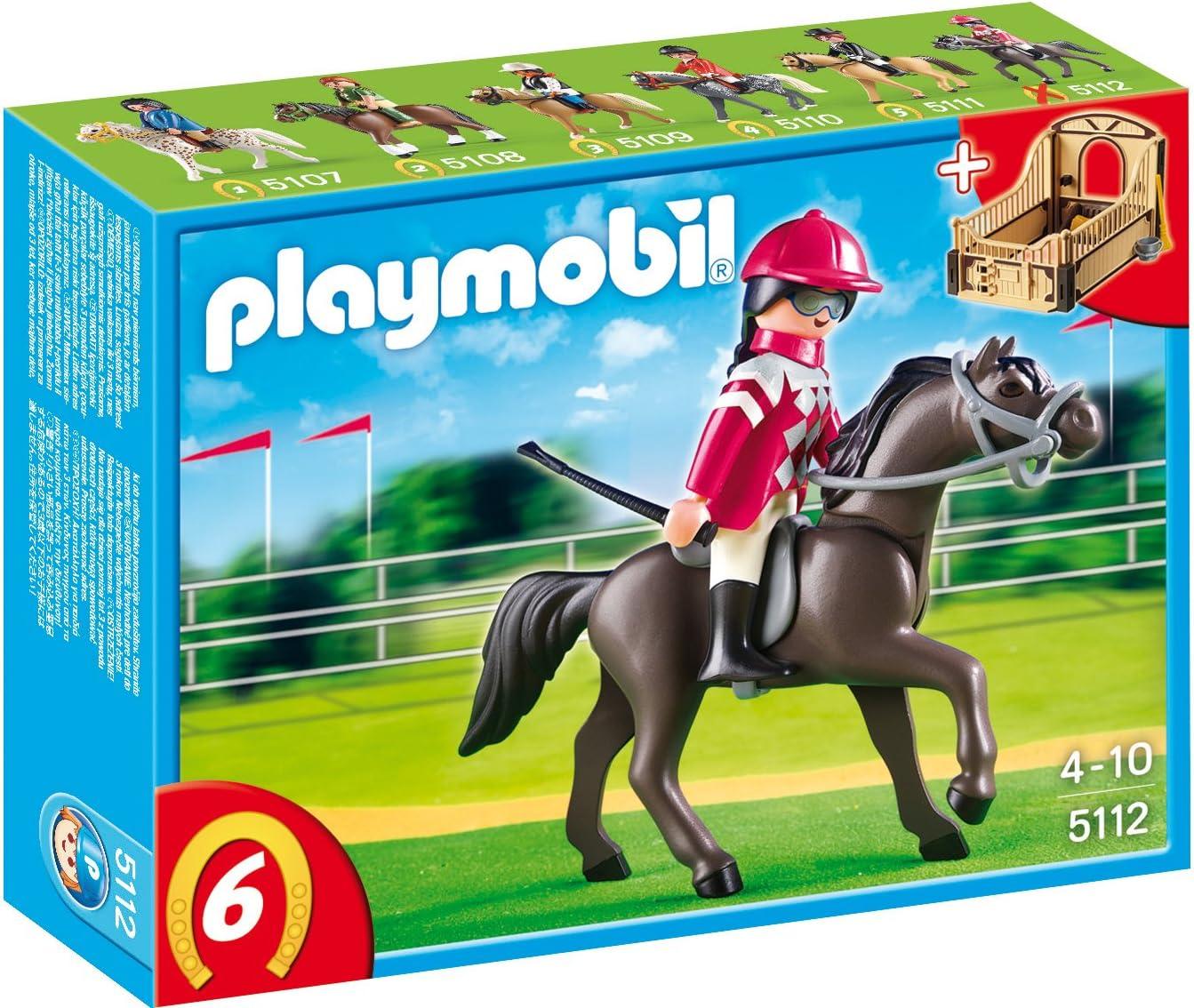 PLAYMOBIL 626590 - Granja Ponis Caballo Árabe